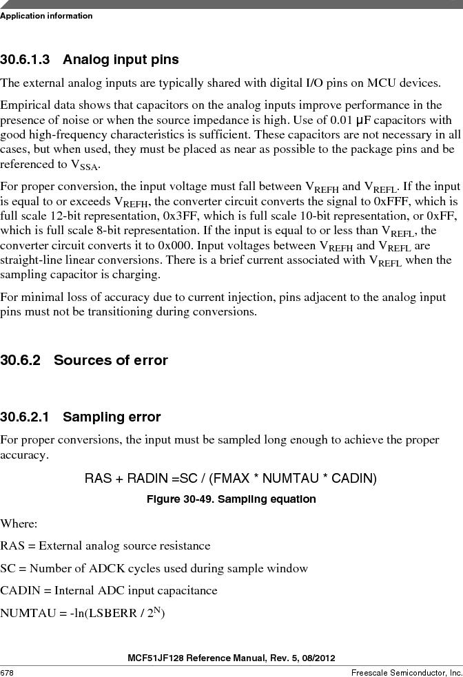 MCF51JF32VHS ,Freescale Semiconductor厂商,IC MCU 32BIT 32KB FLASH 44LGA, MCF51JF32VHS datasheet预览  第678页