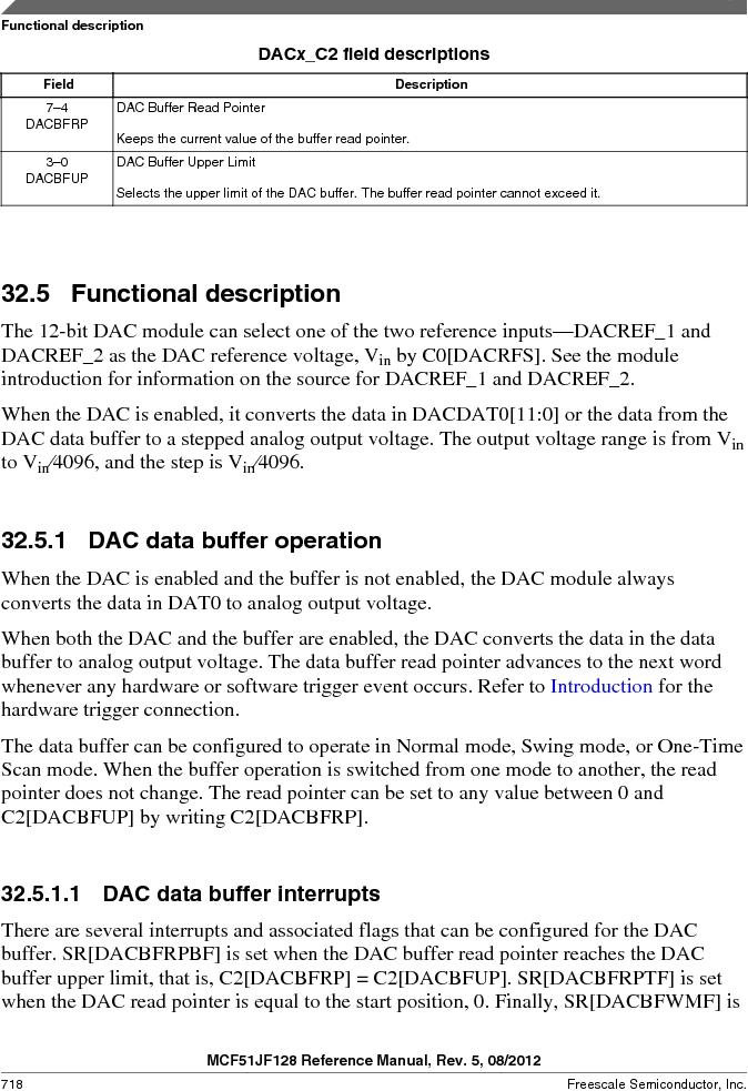 MCF51JF32VHS ,Freescale Semiconductor厂商,IC MCU 32BIT 32KB FLASH 44LGA, MCF51JF32VHS datasheet预览  第718页
