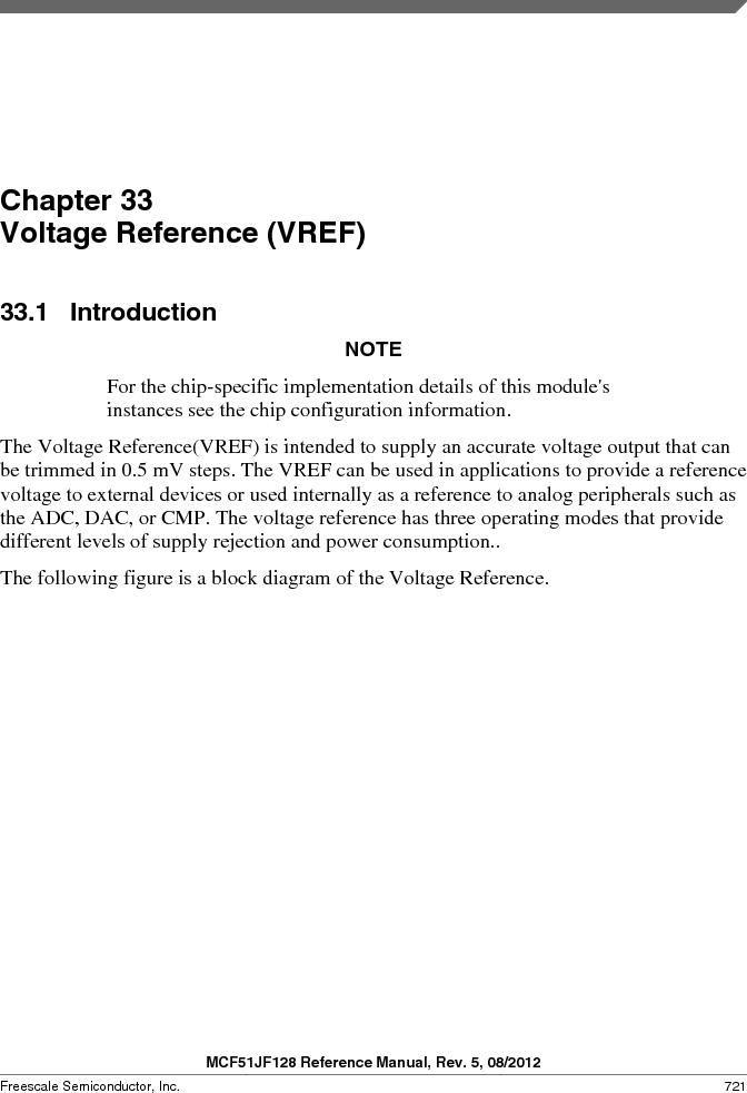 MCF51JF32VHS ,Freescale Semiconductor厂商,IC MCU 32BIT 32KB FLASH 44LGA, MCF51JF32VHS datasheet预览  第721页