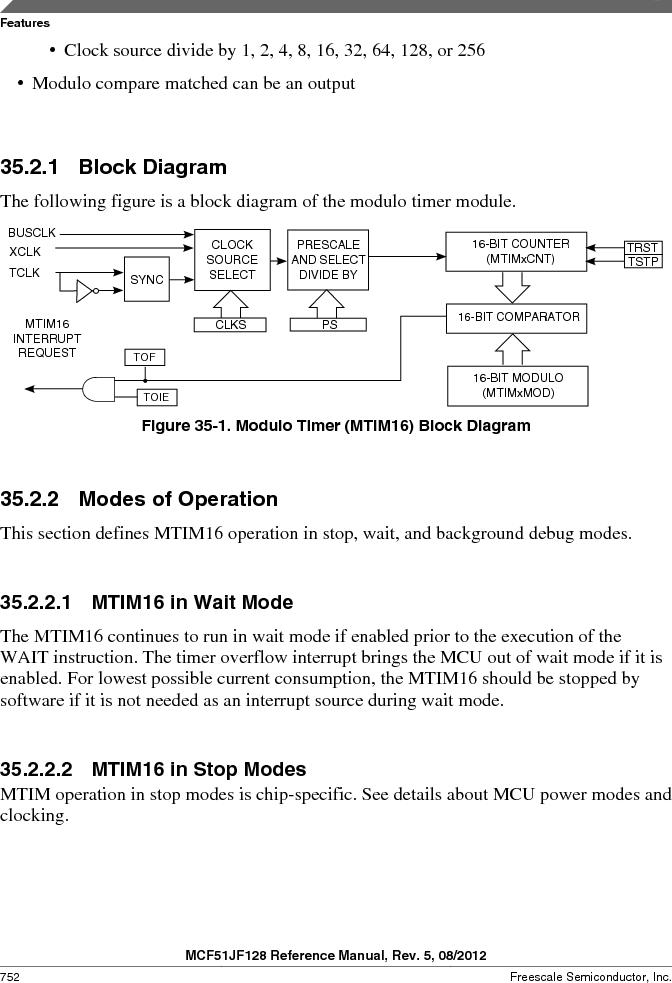 MCF51JF32VHS ,Freescale Semiconductor厂商,IC MCU 32BIT 32KB FLASH 44LGA, MCF51JF32VHS datasheet预览  第752页