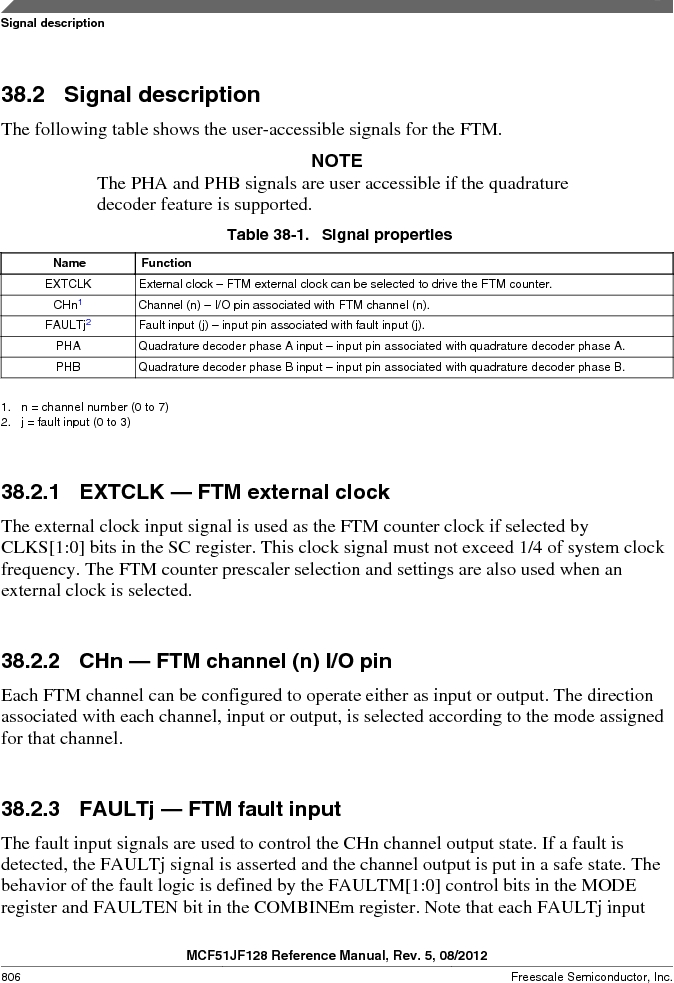 MCF51JF32VHS ,Freescale Semiconductor厂商,IC MCU 32BIT 32KB FLASH 44LGA, MCF51JF32VHS datasheet预览  第806页