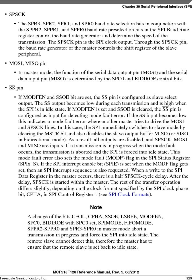 MCF51JF32VHS ,Freescale Semiconductor厂商,IC MCU 32BIT 32KB FLASH 44LGA, MCF51JF32VHS datasheet预览  第929页