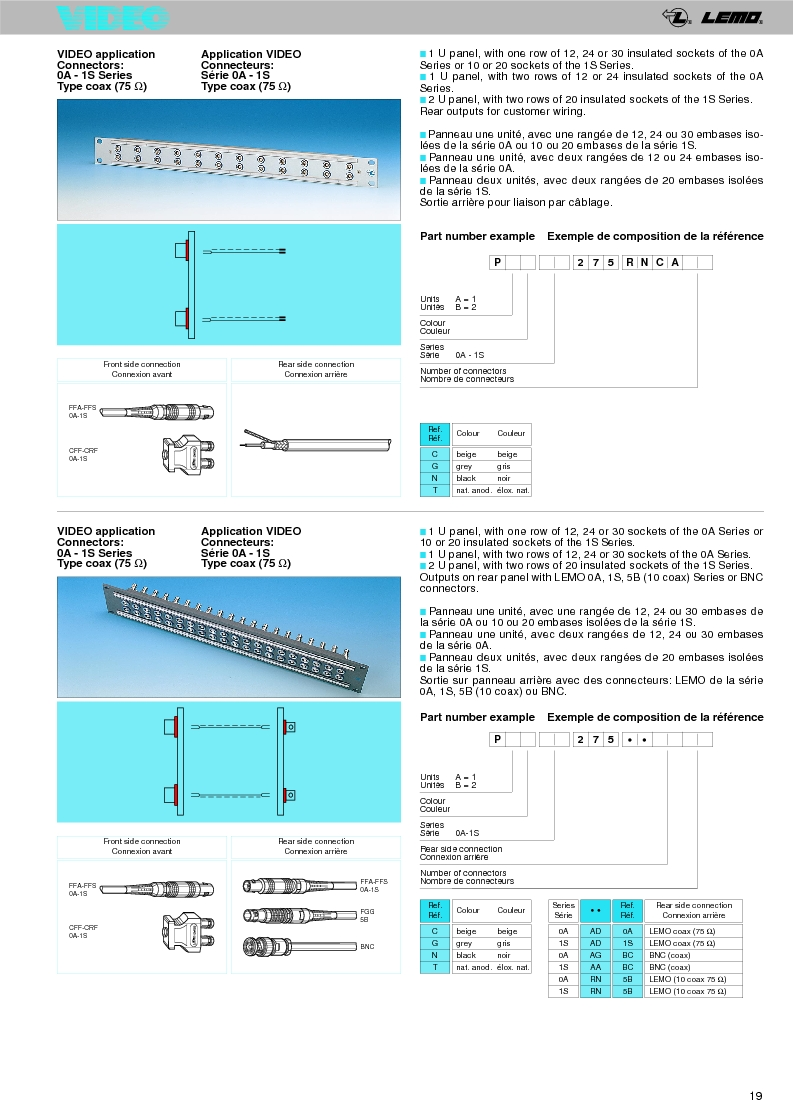 FFA.0A.250.NTAC29 ,LEMO厂商,Circular Push Pull Connectors STRAIGHT PLUG CABLE COLLET, FFA.0A.250.NTAC29 datasheet预览  第21页