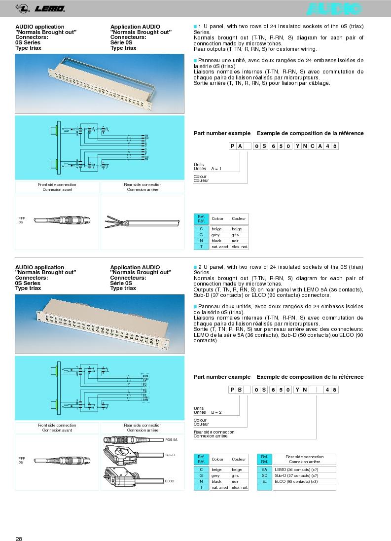 FFA.0A.250.NTAC29 ,LEMO厂商,Circular Push Pull Connectors STRAIGHT PLUG CABLE COLLET, FFA.0A.250.NTAC29 datasheet预览  第30页