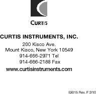 906T24BNMAO ,Curtis Instruments Inc厂商,METER BATTERY VOLTAGE 24VDC OEM, 906T24BNMAO datasheet预览  第1页