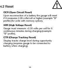 906T24BNMAO ,Curtis Instruments Inc厂商,METER BATTERY VOLTAGE 24VDC OEM, 906T24BNMAO datasheet预览  第13页
