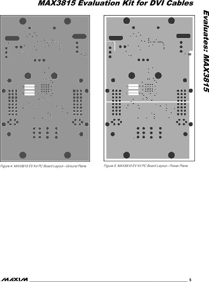 MAX3815EVKIT-DVI ,Maxim Integrated厂商,Video ICs MAX3815 Evaluation Kit for DVI Cables, MAX3815EVKIT-DVI datasheet预览  第5页