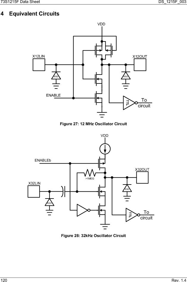73S1215F-44IM/F/P ,Maxim Integrated厂商,IC SMART CARD READER PROG 44-QFN, 73S1215F-44IM/F/P datasheet预览  第120页