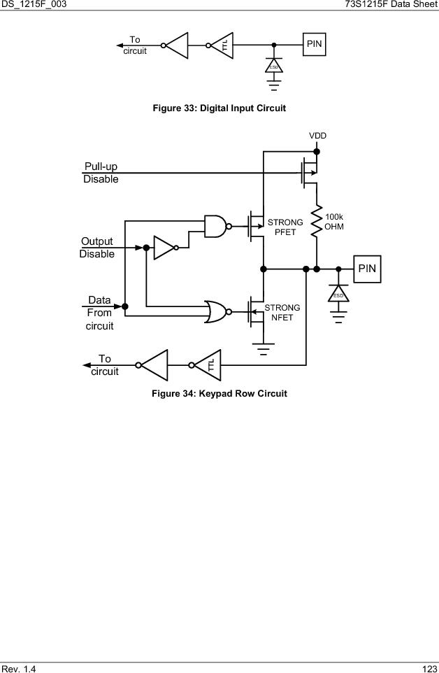 73S1215F-44IM/F/P ,Maxim Integrated厂商,IC SMART CARD READER PROG 44-QFN, 73S1215F-44IM/F/P datasheet预览  第123页