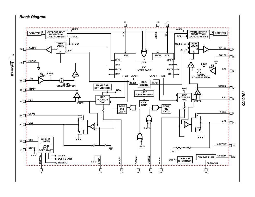 i2c 隔离电路