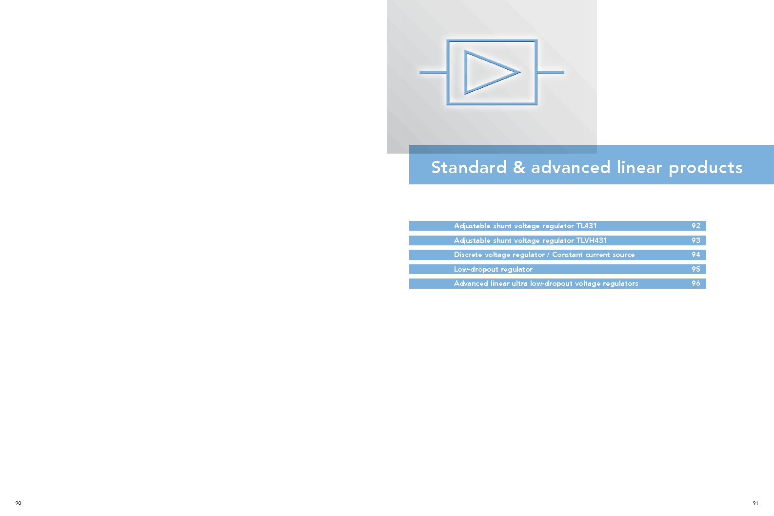 PEMI8QFN/HK,132 ,NXP Semiconductors厂商,IC RC FILTER NETWORK 8CH 16HXSON, PEMI8QFN/HK,132 datasheet预览  第47页