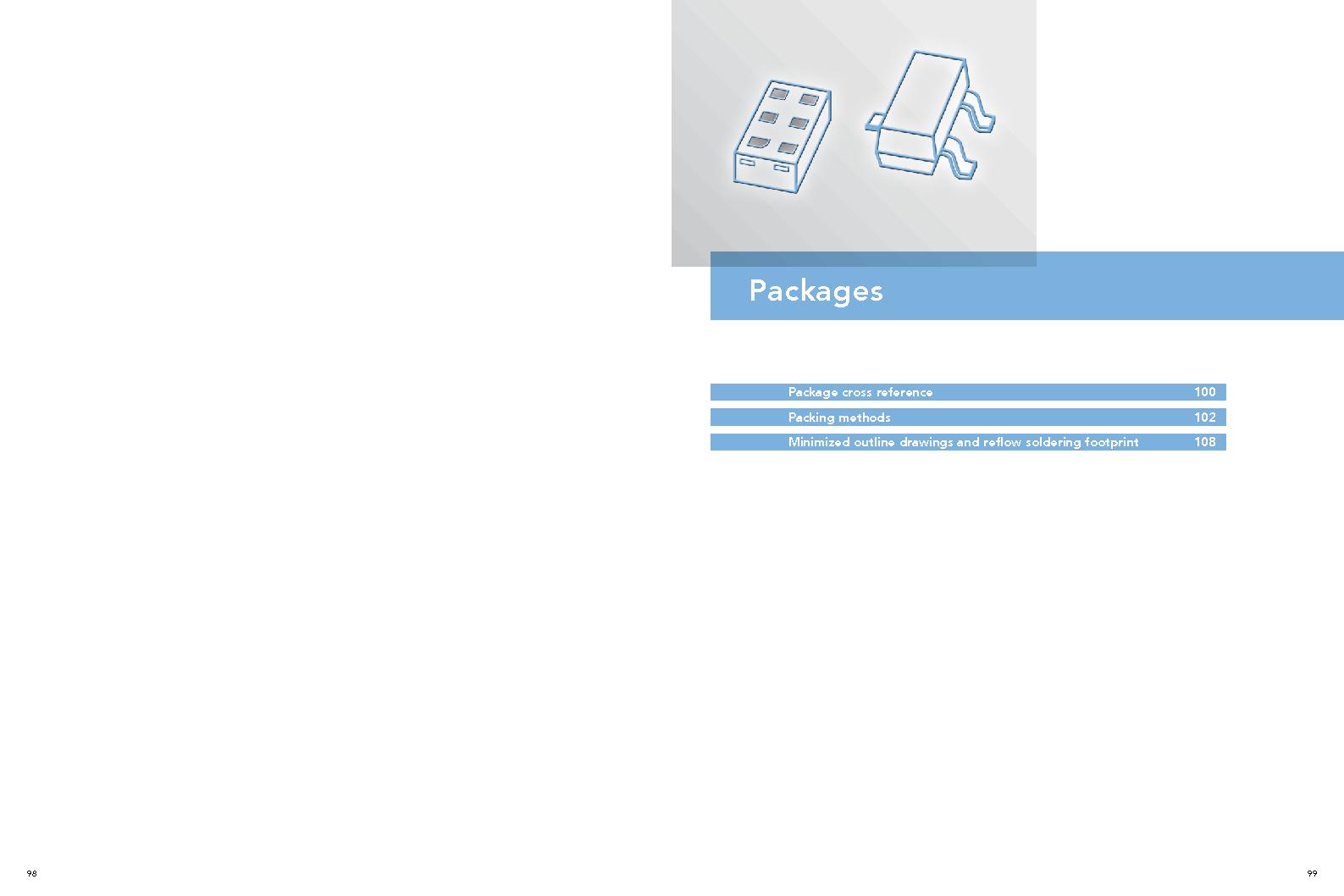 PEMI8QFN/HK,132 ,NXP Semiconductors厂商,IC RC FILTER NETWORK 8CH 16HXSON, PEMI8QFN/HK,132 datasheet预览  第51页