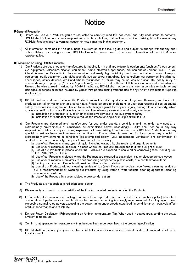 BD00GC0WEFJ-E2 ,Rohm Semiconductor厂商,IC REG LDO ADJ 1A 8-HTSOP, BD00GC0WEFJ-E2 datasheet预览  第18页