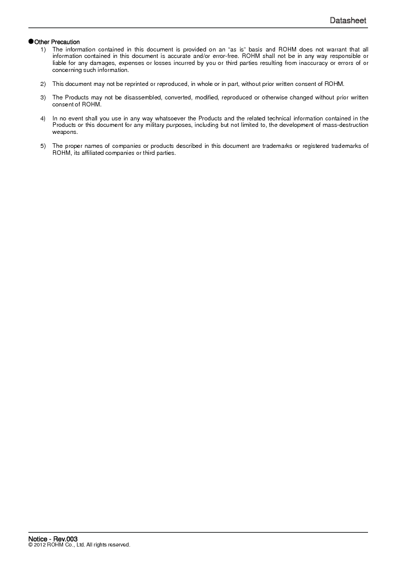 BD00GC0WEFJ-E2 ,Rohm Semiconductor厂商,IC REG LDO ADJ 1A 8-HTSOP, BD00GC0WEFJ-E2 datasheet预览  第20页