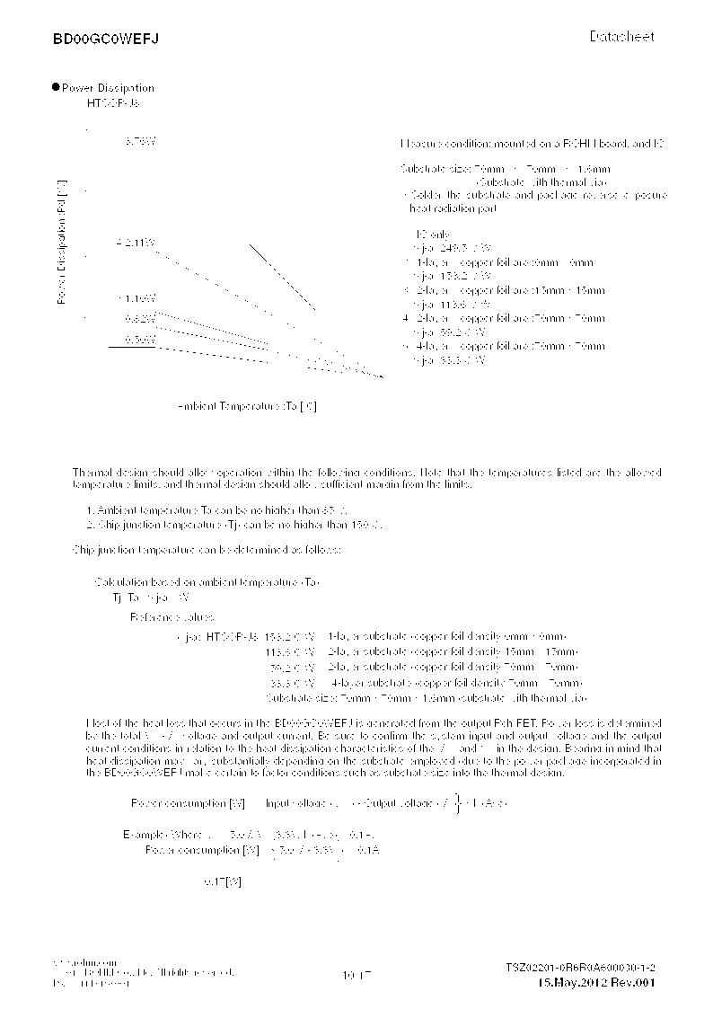 BD00GC0WEFJ-E2 ,Rohm Semiconductor厂商,IC REG LDO ADJ 1A 8-HTSOP, BD00GC0WEFJ-E2 datasheet预览  第10页