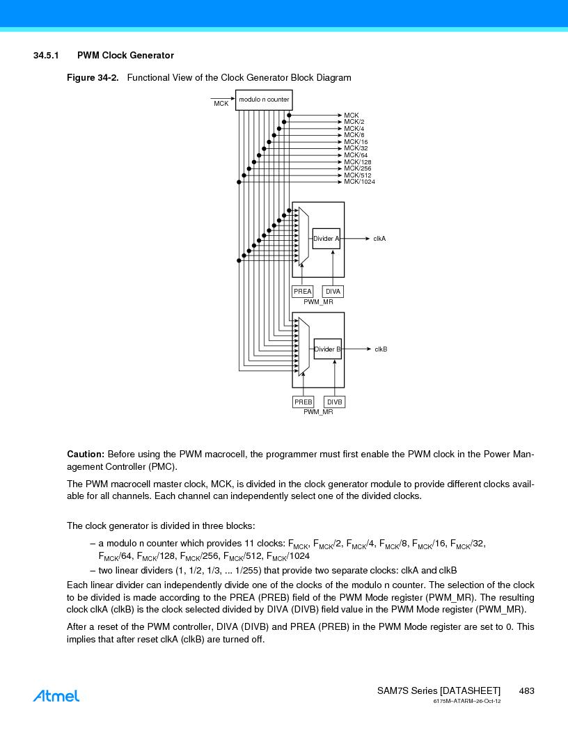 AT91SAM7S128D-AU-999 ,Atmel厂商,IC MCU ARM7 128KB FLASH 64LQFP, AT91SAM7S128D-AU-999 datasheet预览  第483页