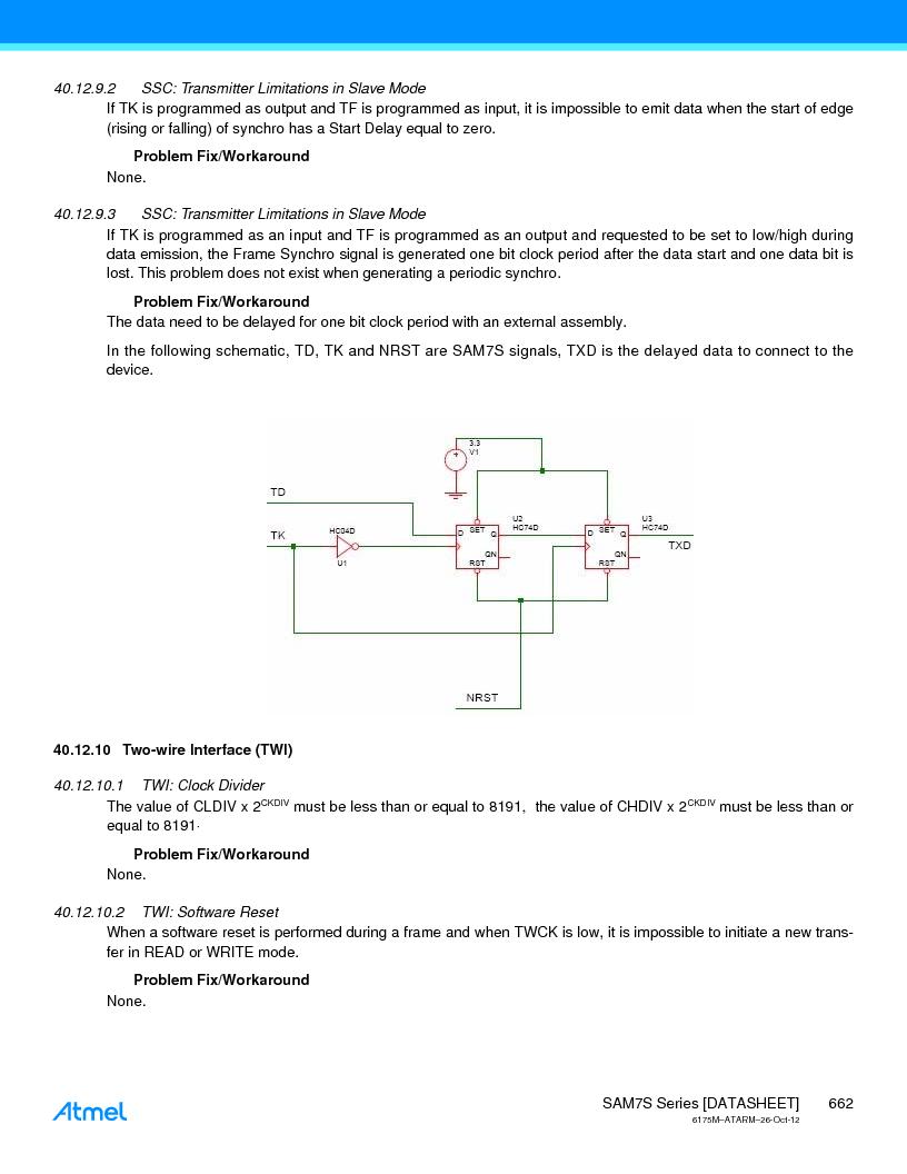AT91SAM7S128D-AU-999 ,Atmel厂商,IC MCU ARM7 128KB FLASH 64LQFP, AT91SAM7S128D-AU-999 datasheet预览  第662页