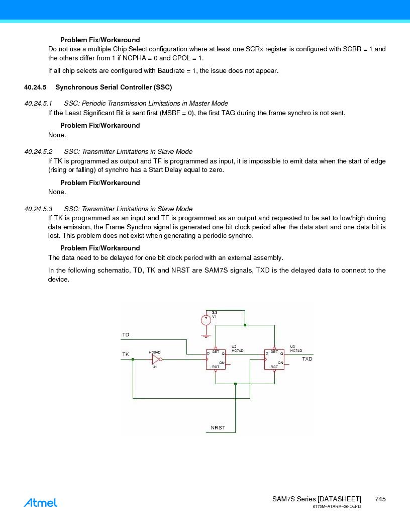 AT91SAM7S128D-AU-999 ,Atmel厂商,IC MCU ARM7 128KB FLASH 64LQFP, AT91SAM7S128D-AU-999 datasheet预览  第745页