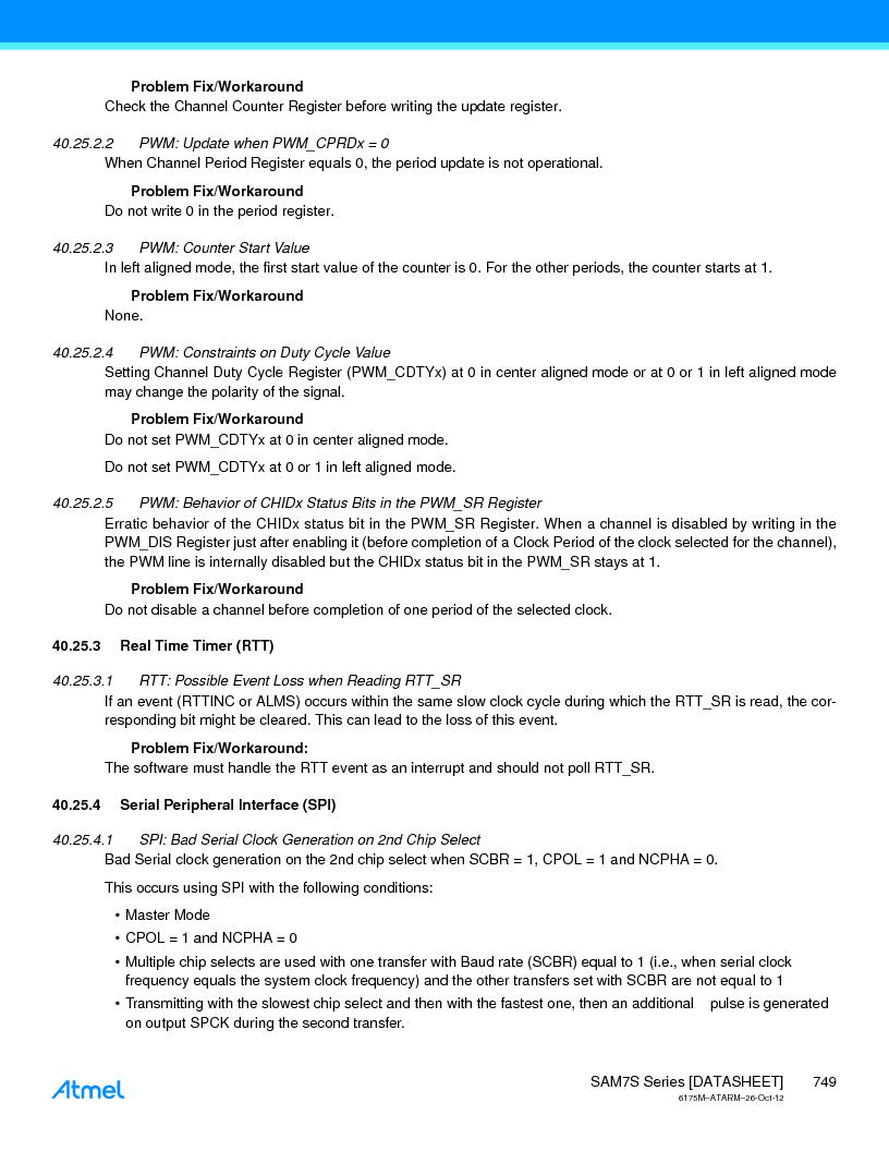 AT91SAM7S128D-AU-999 ,Atmel厂商,IC MCU ARM7 128KB FLASH 64LQFP, AT91SAM7S128D-AU-999 datasheet预览  第749页