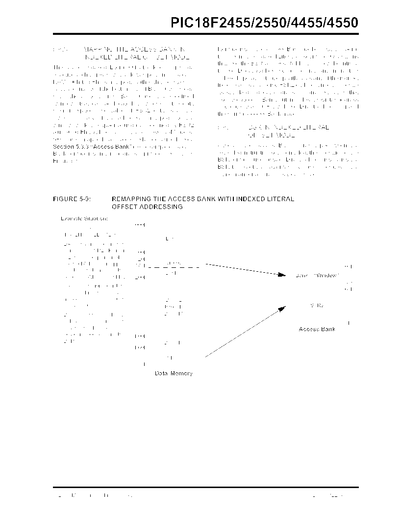 PIC18F2550-I/SP ,Microchip Technology厂商,IC PIC MCU FLASH 16KX16 28SDIP, PIC18F2550-I/SP datasheet预览  第81页