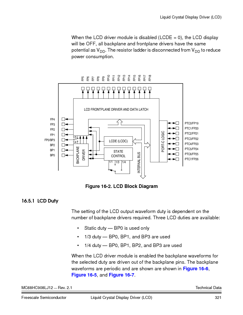 MC908LJ12CFUE ,Freescale Semiconductor厂商,IC MCU 12K FLASH 4/8MHZ 64-QFP, MC908LJ12CFUE datasheet预览  第321页