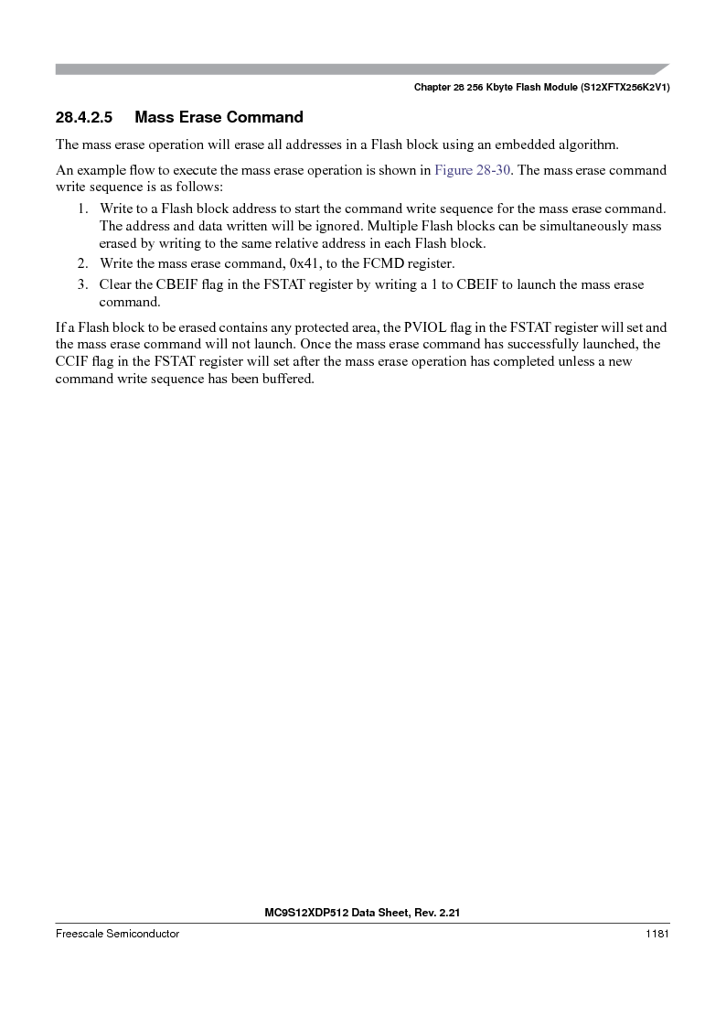 MC9S12XD256MAL ,Freescale Semiconductor厂商,IC MCU 256K FLASH 112-LQFP, MC9S12XD256MAL datasheet预览  第1179页