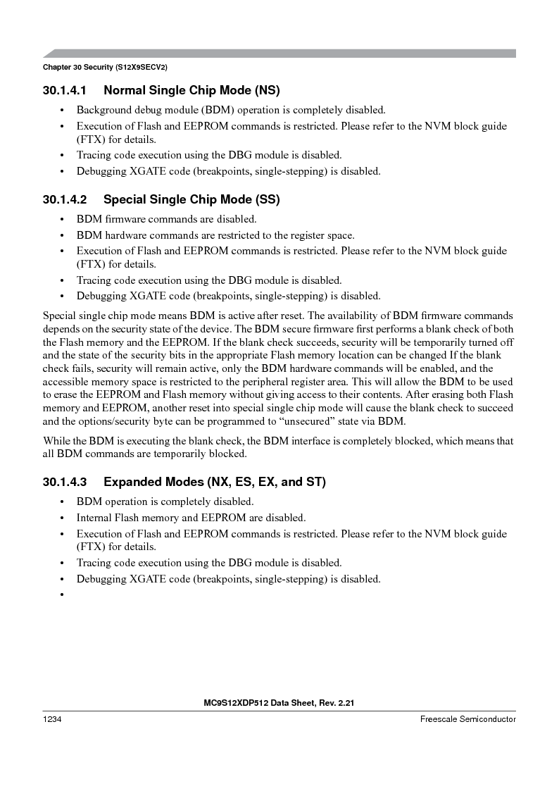 MC9S12XD256MAL ,Freescale Semiconductor厂商,IC MCU 256K FLASH 112-LQFP, MC9S12XD256MAL datasheet预览  第1232页