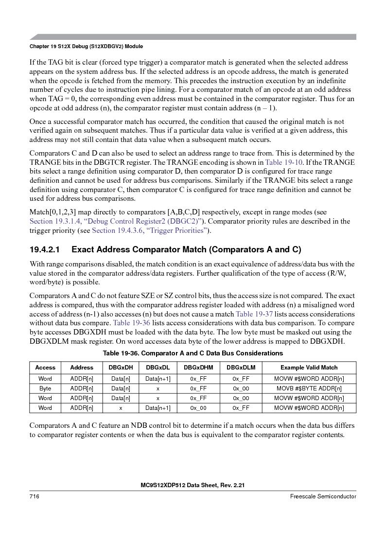 MC9S12XD256MAL ,Freescale Semiconductor厂商,IC MCU 256K FLASH 112-LQFP, MC9S12XD256MAL datasheet预览  第714页
