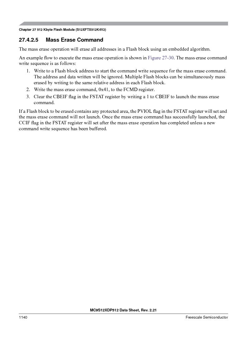MC9S12XDP512CAL ,Freescale Semiconductor厂商,IC MCU 512K FLASH 112-LQFP, MC9S12XDP512CAL datasheet预览  第1138页
