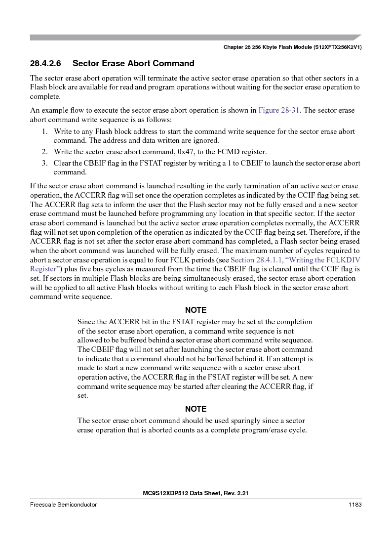 MC9S12XDP512CAL ,Freescale Semiconductor厂商,IC MCU 512K FLASH 112-LQFP, MC9S12XDP512CAL datasheet预览  第1181页