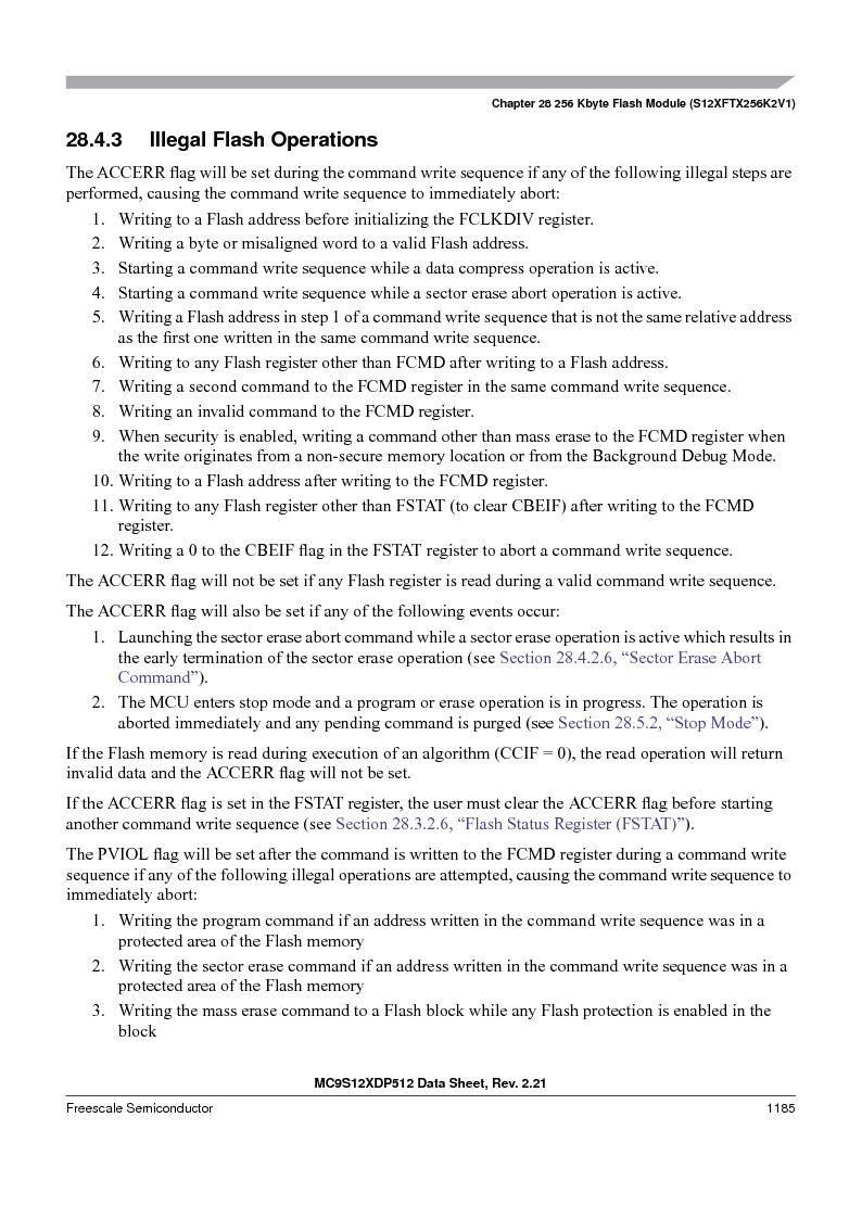MC9S12XDP512CAL ,Freescale Semiconductor厂商,IC MCU 512K FLASH 112-LQFP, MC9S12XDP512CAL datasheet预览  第1183页