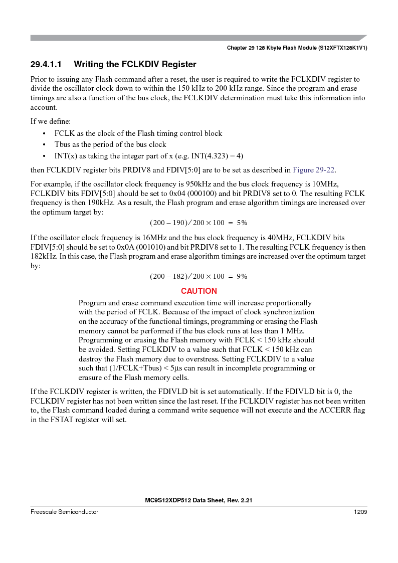 MC9S12XDP512CAL ,Freescale Semiconductor厂商,IC MCU 512K FLASH 112-LQFP, MC9S12XDP512CAL datasheet预览  第1207页