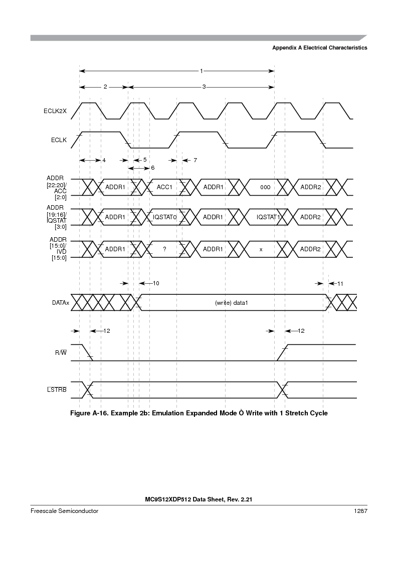 MC9S12XDP512CAL ,Freescale Semiconductor厂商,IC MCU 512K FLASH 112-LQFP, MC9S12XDP512CAL datasheet预览  第1285页