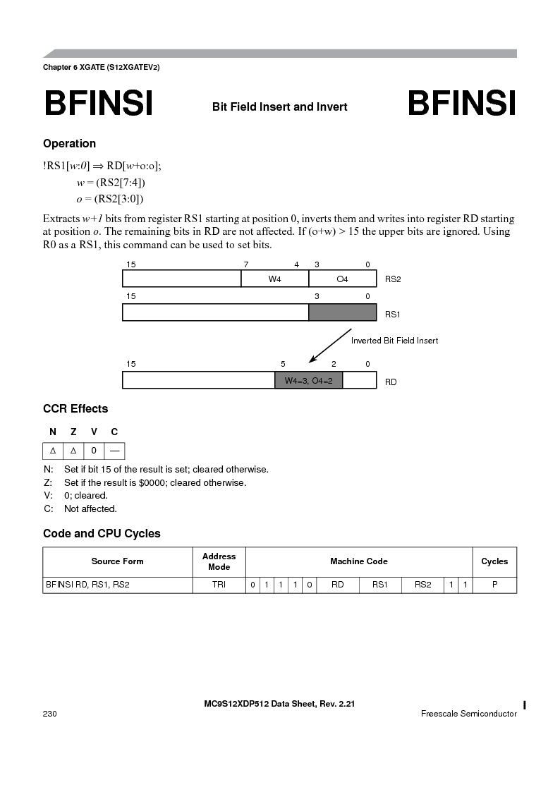 MC9S12XDP512CAL ,Freescale Semiconductor厂商,IC MCU 512K FLASH 112-LQFP, MC9S12XDP512CAL datasheet预览  第230页