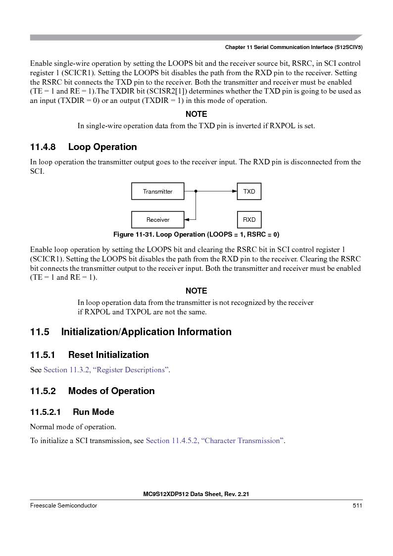 MC9S12XDP512CAL ,Freescale Semiconductor厂商,IC MCU 512K FLASH 112-LQFP, MC9S12XDP512CAL datasheet预览  第511页