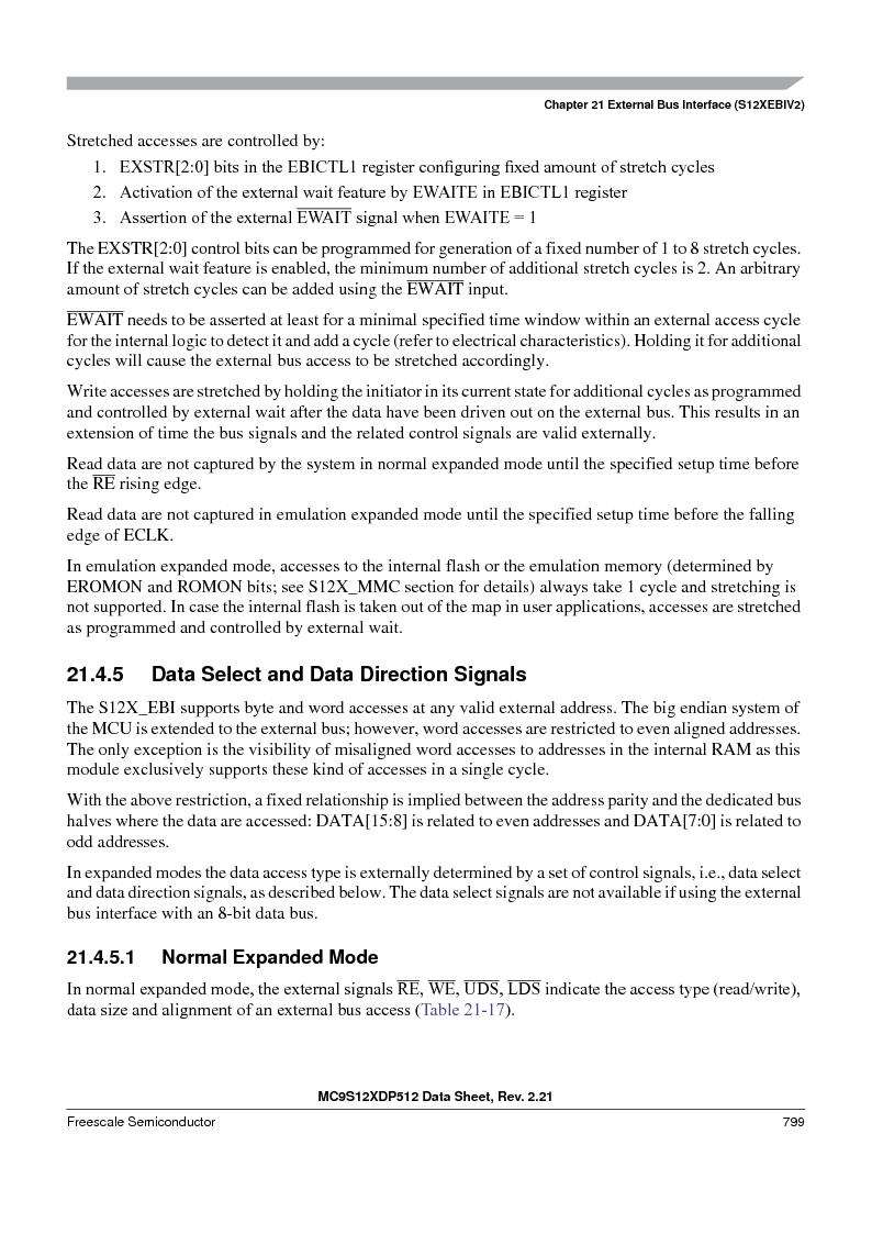 MC9S12XDP512CAL ,Freescale Semiconductor厂商,IC MCU 512K FLASH 112-LQFP, MC9S12XDP512CAL datasheet预览  第797页