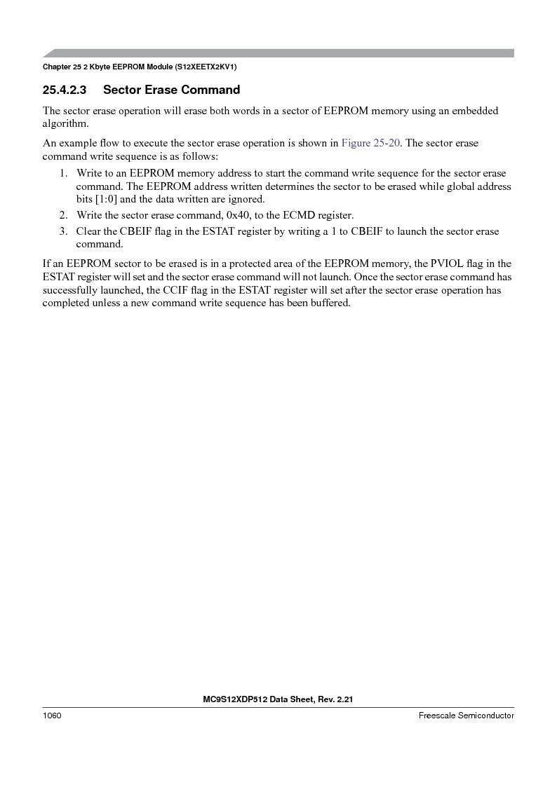 MC9S12XDT512MAL ,Freescale Semiconductor厂商,IC MCU 512K FLASH 112-LQFP, MC9S12XDT512MAL datasheet预览  第1058页