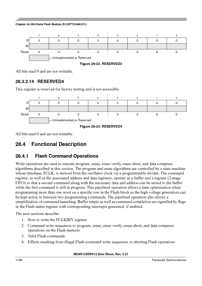 MC9S12XDT512MAL ,Freescale Semiconductor厂商,IC MCU 512K FLASH 112-LQFP, MC9S12XDT512MAL datasheet预览  第1164页
