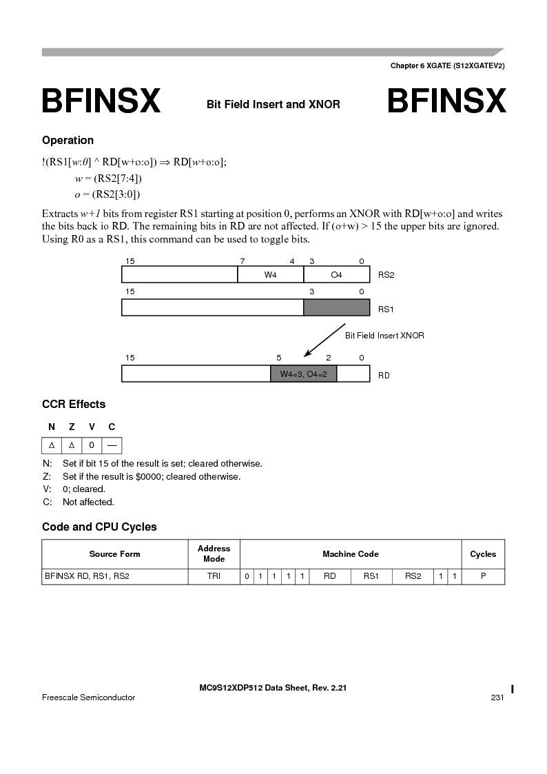 MC9S12XDT512MAL ,Freescale Semiconductor厂商,IC MCU 512K FLASH 112-LQFP, MC9S12XDT512MAL datasheet预览  第231页