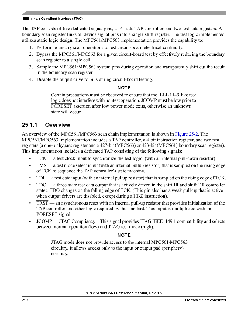 MPC561MZP56R2 ,Freescale Semiconductor厂商,IC MPU 32BIT 56MHZ 388-PBGA, MPC561MZP56R2 datasheet预览  第1056页