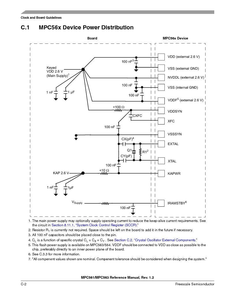 MPC561MZP56R2 ,Freescale Semiconductor厂商,IC MPU 32BIT 56MHZ 388-PBGA, MPC561MZP56R2 datasheet预览  第1146页