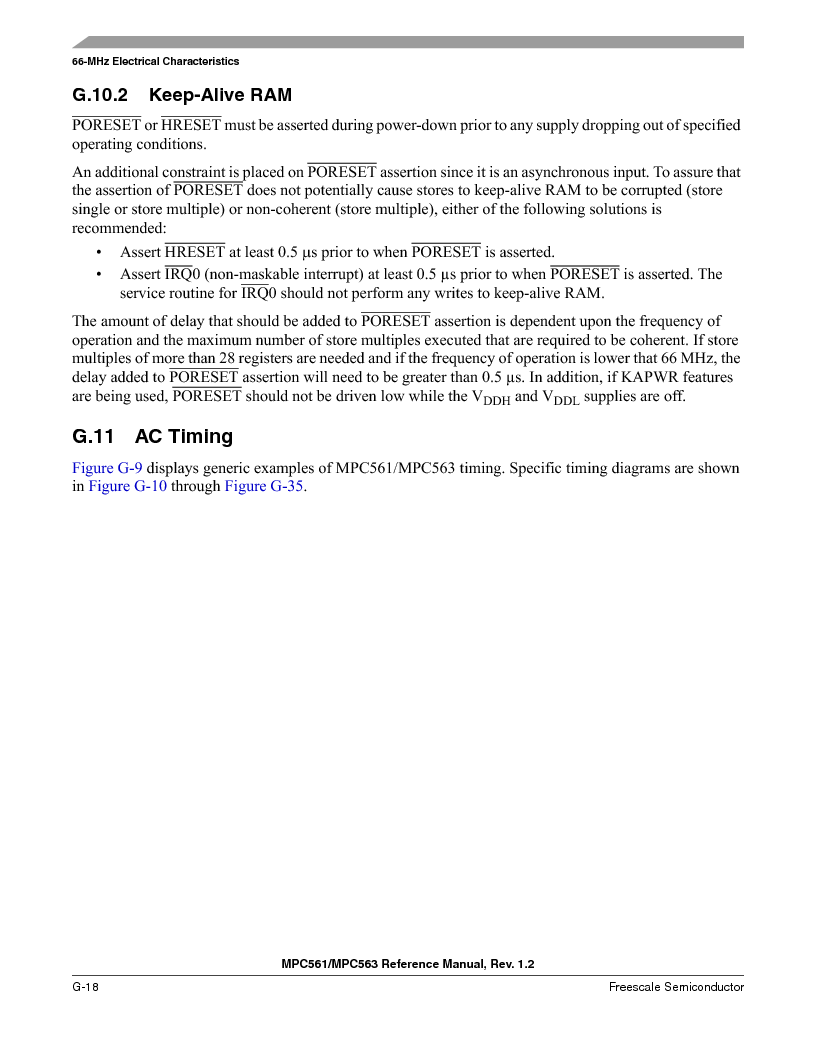 MPC561MZP56R2 ,Freescale Semiconductor厂商,IC MPU 32BIT 56MHZ 388-PBGA, MPC561MZP56R2 datasheet预览  第1324页