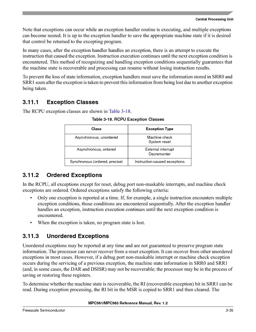 MPC561MZP56R2 ,Freescale Semiconductor厂商,IC MPU 32BIT 56MHZ 388-PBGA, MPC561MZP56R2 datasheet预览  第179页