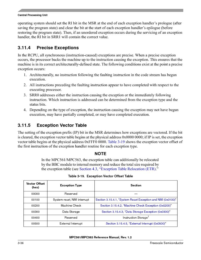 MPC561MZP56R2 ,Freescale Semiconductor厂商,IC MPU 32BIT 56MHZ 388-PBGA, MPC561MZP56R2 datasheet预览  第180页