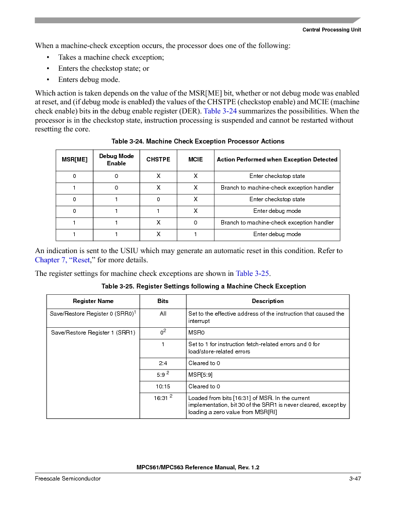 MPC561MZP56R2 ,Freescale Semiconductor厂商,IC MPU 32BIT 56MHZ 388-PBGA, MPC561MZP56R2 datasheet预览  第191页