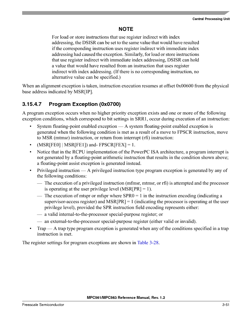 MPC561MZP56R2 ,Freescale Semiconductor厂商,IC MPU 32BIT 56MHZ 388-PBGA, MPC561MZP56R2 datasheet预览  第195页