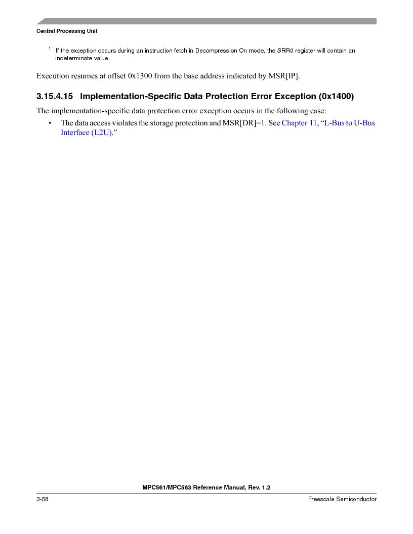 MPC561MZP56R2 ,Freescale Semiconductor厂商,IC MPU 32BIT 56MHZ 388-PBGA, MPC561MZP56R2 datasheet预览  第202页