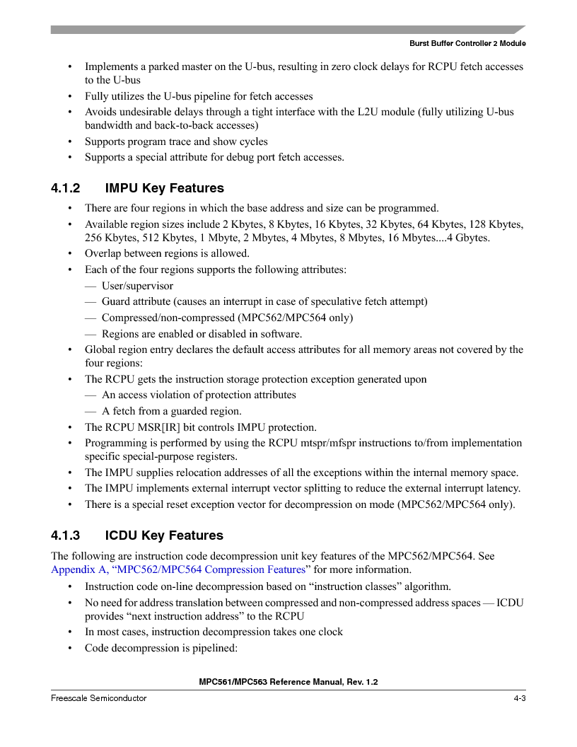 MPC561MZP56R2 ,Freescale Semiconductor厂商,IC MPU 32BIT 56MHZ 388-PBGA, MPC561MZP56R2 datasheet预览  第209页