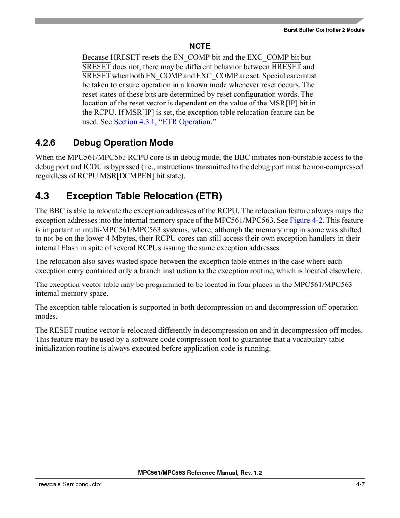 MPC561MZP56R2 ,Freescale Semiconductor厂商,IC MPU 32BIT 56MHZ 388-PBGA, MPC561MZP56R2 datasheet预览  第213页