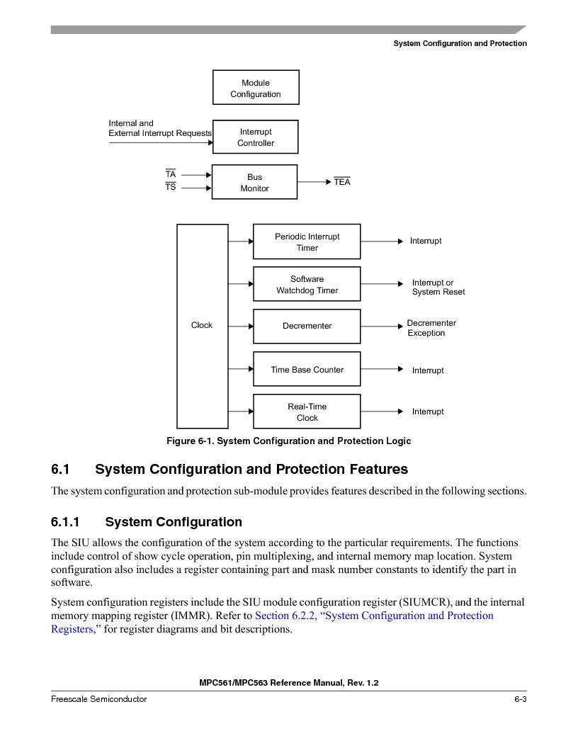 MPC561MZP56R2 ,Freescale Semiconductor厂商,IC MPU 32BIT 56MHZ 388-PBGA, MPC561MZP56R2 datasheet预览  第243页